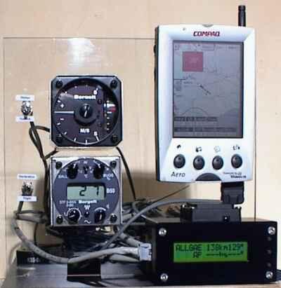 B50 test rig