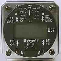 B57 front panel